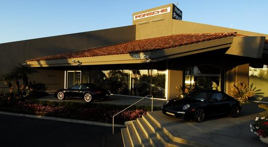 Hoehn Porsche Used Cars