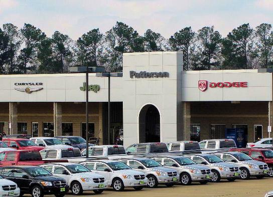 Patterson Chrysler Dodge Jeep : Marshall, TX 75672-7419 Car ...