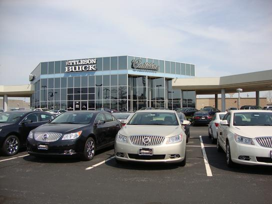 Ettleson Cadillac Buick GMC : Hodgkins, IL 60525 Car ...