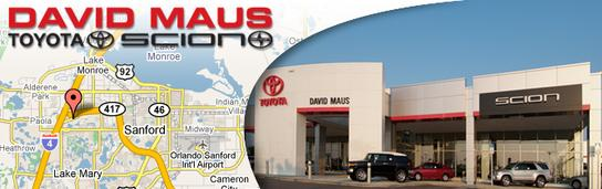 David Maus Toyota 2