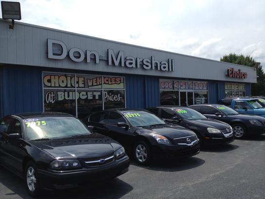 Don Marshall Somerset Ky >> Don Marshall Somerset Ky Used Cars Best Car News And