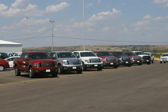 Mckinsey ford clinton ok 73601 car dealership and auto for Deal motors clinton hwy