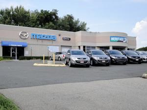 Heritage Mazda Of Bel Air Bel Air MD Car Dealership - Mazda dealerships in md