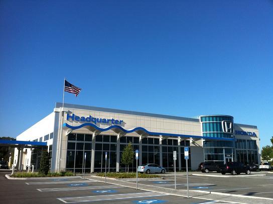 headquarter honda car dealership in clermont fl 34711 ForHonda Dealership Clermont Fl