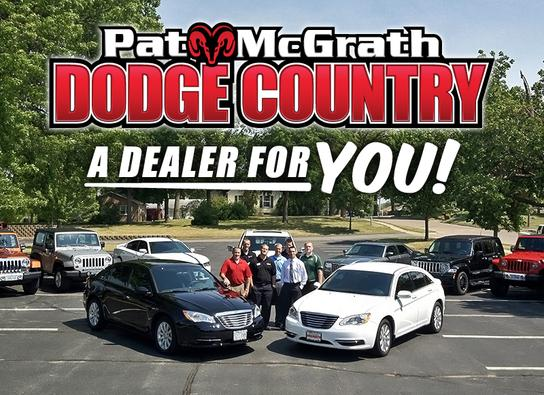 Pat McGrath Chrysler Dodge Jeep Ram