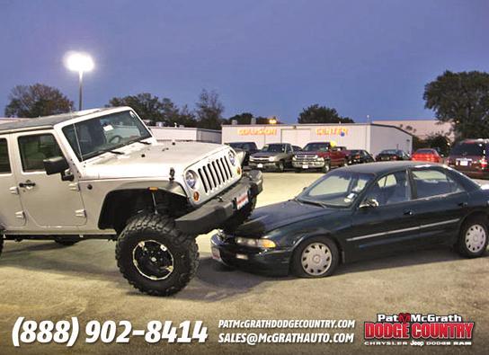 Pat McGrath Chrysler Dodge Jeep Ram : Cedar Rapids, IA ...
