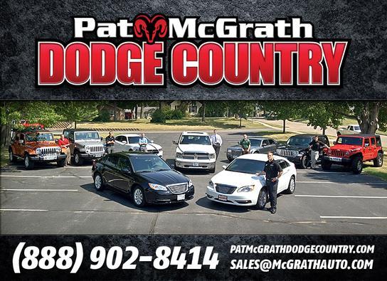 pat mcgrath chrysler dodge jeep ram cedar rapids ia 52402 car dealership. Cars Review. Best American Auto & Cars Review