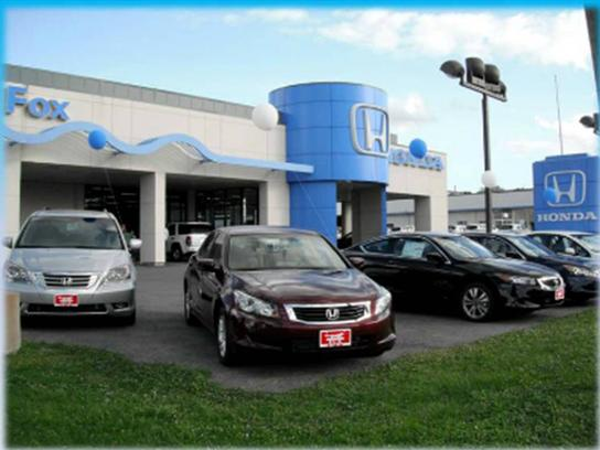 Honda Dealers Rochester Ny >> Fox Honda : Auburn, NY 13021 Car Dealership, and Auto ...