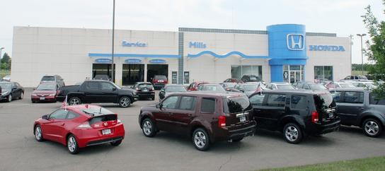 Mills honda baxter mn 56425 car dealership and auto for Minneapolis honda dealers