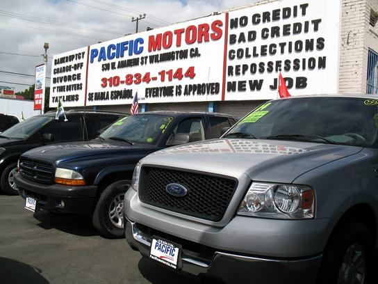 Pacific Motors Wilmington Ca 90744 Car Dealership And