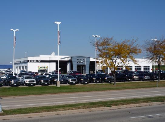 zimbrick buick gmc eastside madison wi 53718 car dealership and auto financing autotrader. Black Bedroom Furniture Sets. Home Design Ideas