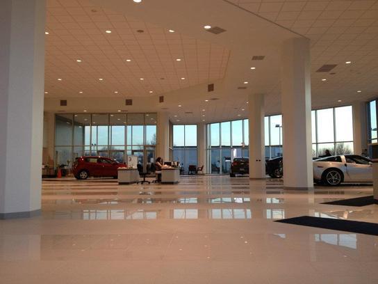 Molle Chevrolet Blue Springs Mo 64014 Car Dealership