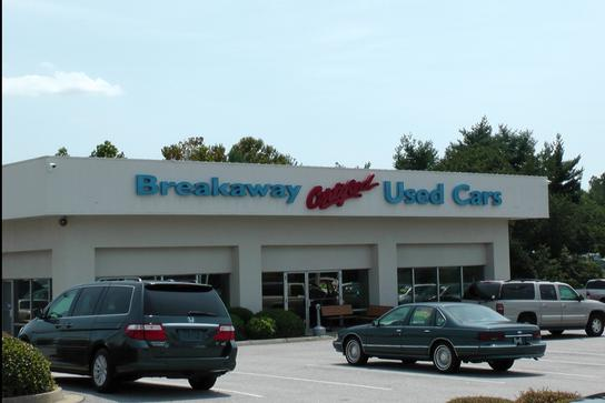 breakaway honda car dealership in greenville sc 29607