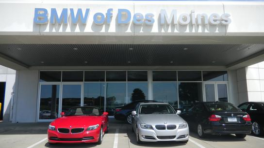 bmw of des moines urbandale ia 50322 car dealership