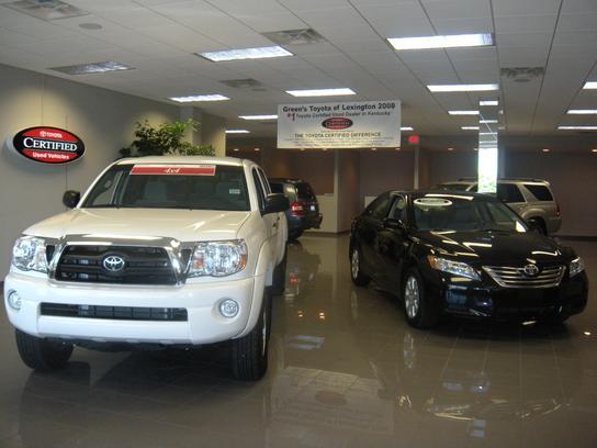 Green S Toyota Of Lexington Lexington Ky 40505 Car Dealership
