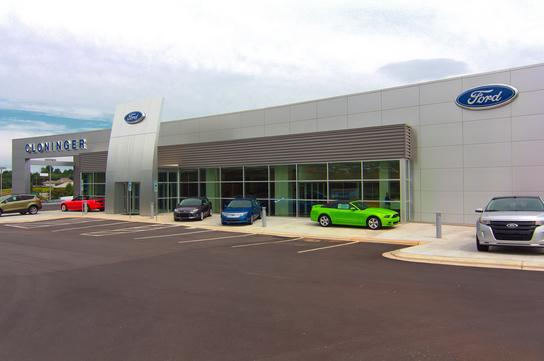 Cloninger Ford of Hickory car dealership in Hickory, NC ...