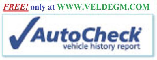 Velde Cadillac Buick GMC