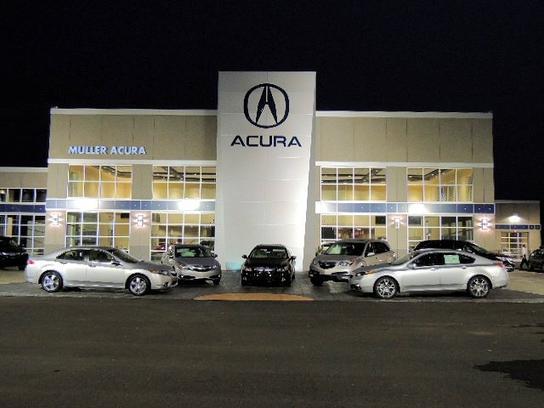 Muller Acura Of Merrillville Car Dealership In