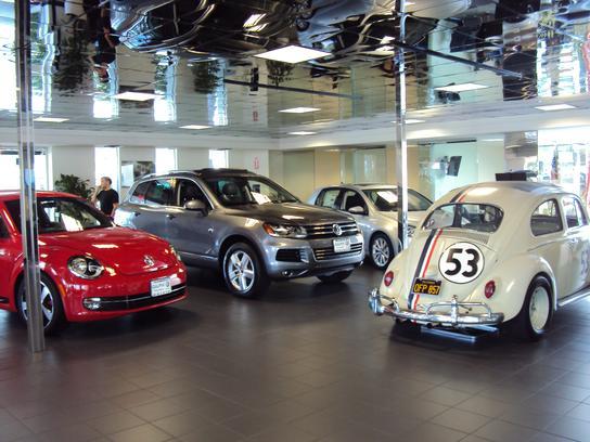 Galpin Volkswagen North Hills Ca 91343 Car Dealership
