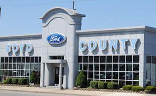 Boyd County Ford