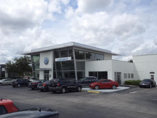 Lakeland Volkswagen Car Dealership In Lakeland Fl 33801