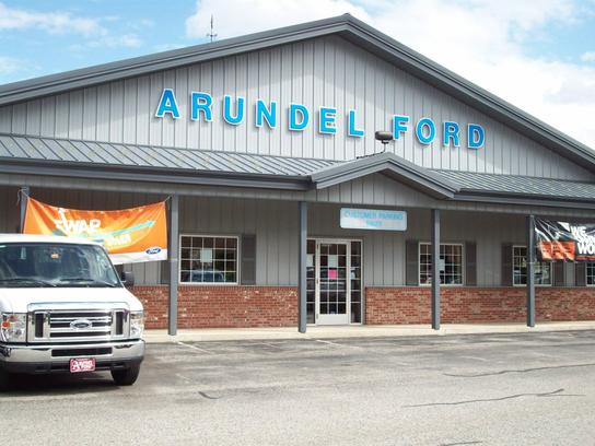 Arundel ford arundel me 04046 car dealership and auto for Southern maine motors service