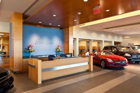 Park Place Motorcars Fort Worth, a Mercedes-Benz Dealer 1