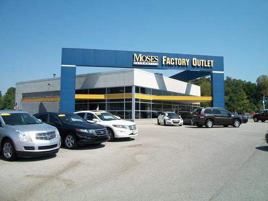Moses Factory Outlet 2