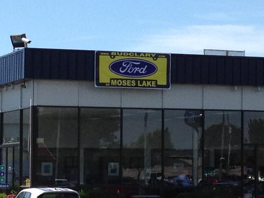Bud Clary Ford & Honda : Moses Lake, WA 98837 Car ...