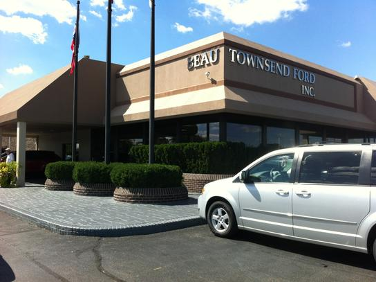 Beau Townsend Ford >> Beau Townsend Ford Lincoln Vandalia Oh 45377 Car Dealership And