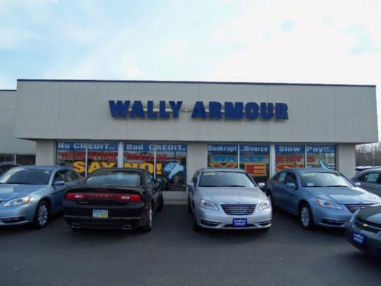 Wally Armour Chrysler Dodge Jeep RAM 3