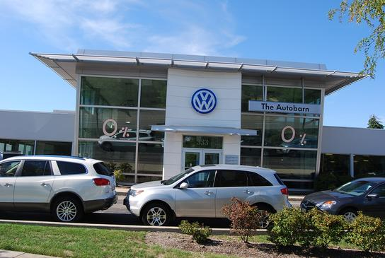 The Autobarn Volkswagen Mt Prospect