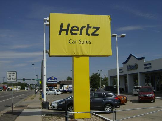 Hertz Car Sales Denver 3