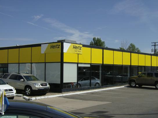 Hertz Car Sales Denver 2