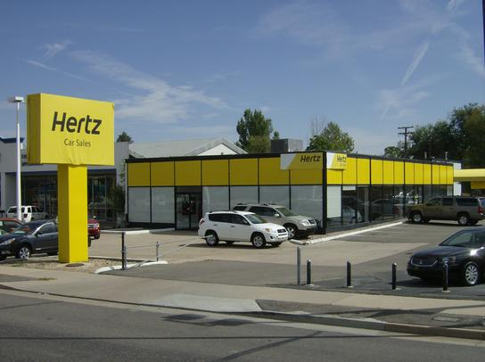 Hertz Car Sales Denver