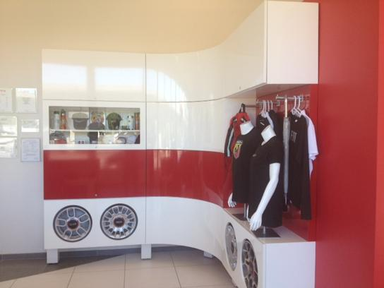 Safford FIAT Alfa Romeo of Tysons Corner  Vienna VA 22182 Car