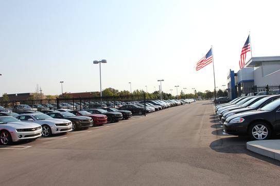 New Used Car Dealer Southfield Mi Serra Chevrolet