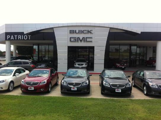 patriot buick gmc killeen tx 76543 5290 car dealership and auto financing autotrader. Black Bedroom Furniture Sets. Home Design Ideas