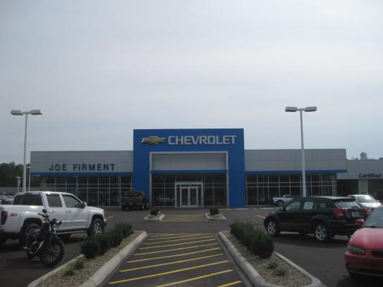 joe firment chevrolet car dealership in avon oh 44011 kelley blue book. Cars Review. Best American Auto & Cars Review
