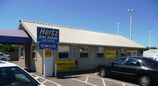 Hertz Car Sales Stockton