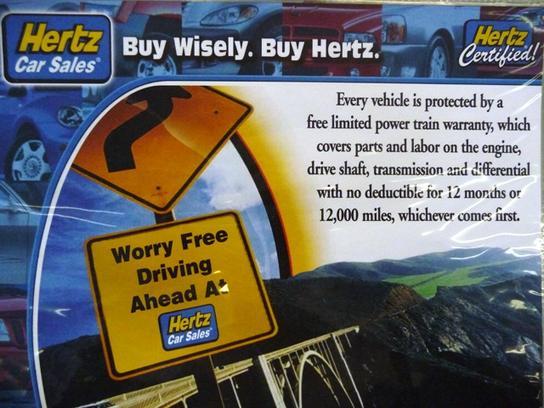 Hertz Rental Car Sales Stockton Ca