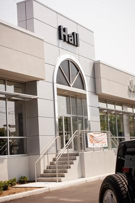Hall Chrysler Jeep Dodge RAM Virginia Beach
