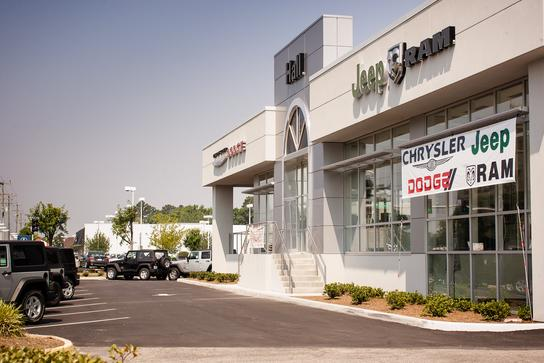 Hall Chrysler Jeep Dodge RAM Virginia Beach 1