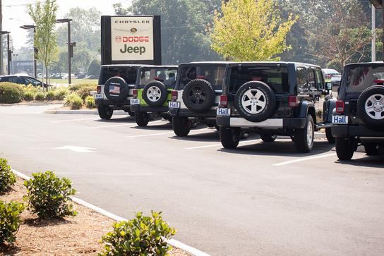 Hall Chrysler Jeep Dodge RAM Virginia Beach 3