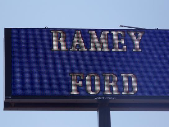 Ramey Ford Used Cars Princeton Wv