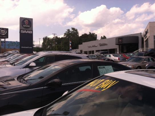 Dave Towell Cadillac : Akron, OH 44303 Car Dealership, And