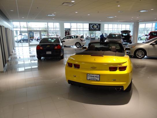 Wally Edgar Chevrolet Used Cars