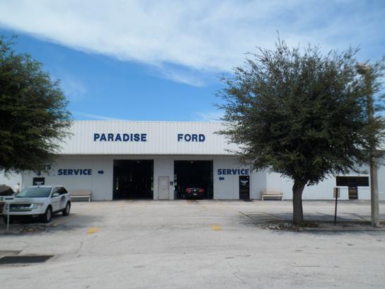 Paradise Ford & Paradise Ford : COCOA FL 32922-8622 Car Dealership and Auto ... markmcfarlin.com