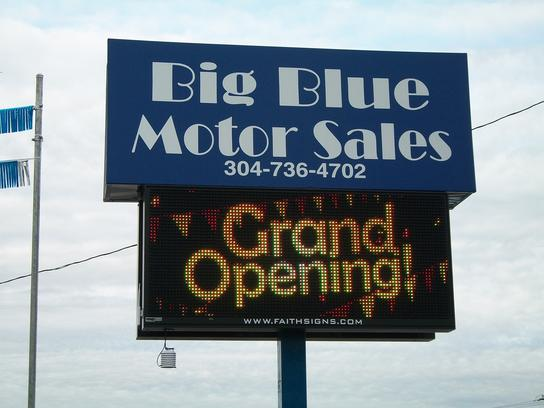 Big Blue Motor Sales Pre-Owned 1
