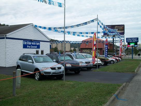 big blue motor sales pre owned barboursville wv 25504